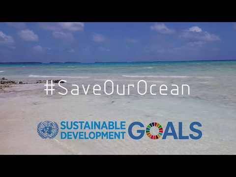 Living Islands at UN Oceans Conference