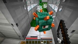 Minecraft:Прохождение карты 'Испытания Монстров'