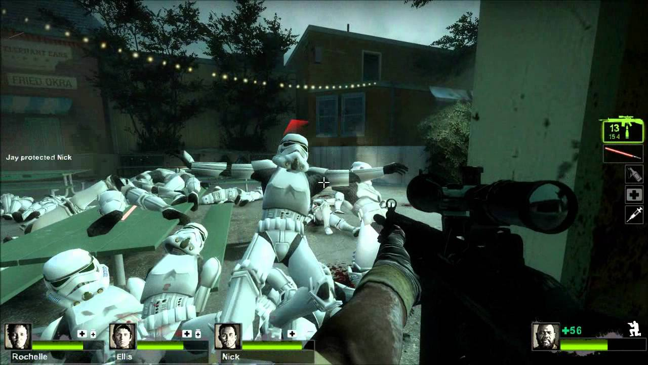 Left 4 Dead 2 - Star Wars
