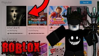DO YOU EVER ENTER THIS GAME? (ROBLOX MYSTERIES)