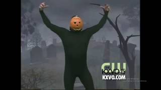 Pumpkin Man can Dance to any Song!