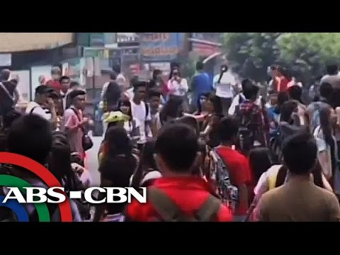 2M people expected to head for Baguio