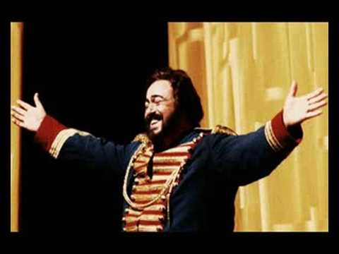 Luciano Pavarotti - Ah mes amis - Live at the Met 1972