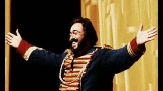 Luciano Pavarotti Ah mes amis Live at the Met