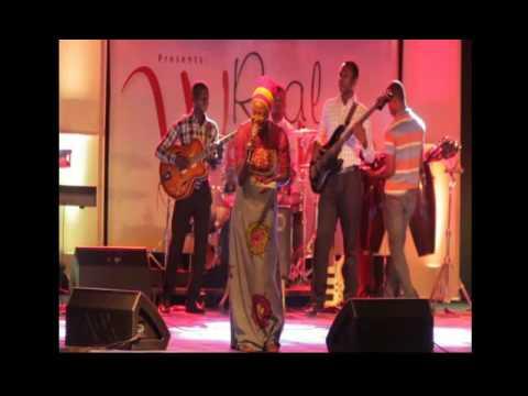 Shola Allyson at RCCG Lagos Province 11 Real Worship 2015