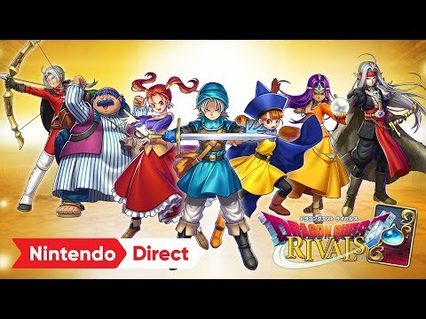ドラゴンクエストライバルズ [Nintendo Direct 2019.2.14]