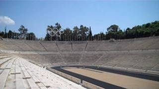 The Panathinaiko Stadium, Athens, Greece