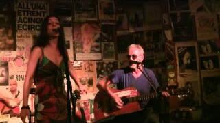 Angelo Leadbelly Rossi & Bluez Meg @1.35 circa 17.9.2011 009