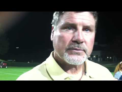 Spartanburg coach Chris Miller on winning Region II title