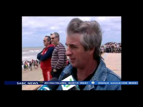 A whale of a mystery in Uruguay
