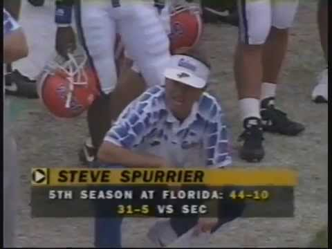 1994 Auburn vs Florida