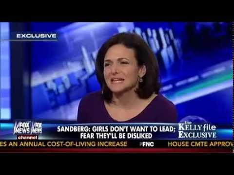 Sheryl Sandberg talks 'Ban Bossy' with Megyn Kelly