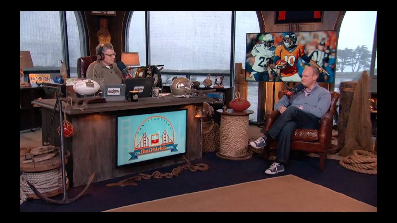 Rich Eisen On The Dan Patrick Show (Full Interview) 2/2/16   YouTube