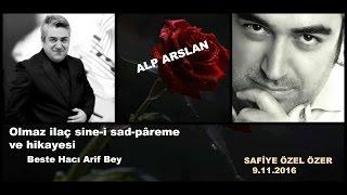 Olmaz ilaç sine-i sad-pâreme ve hikayesi-Alp Arslan