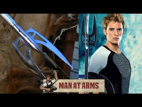 Finnick's Trident (The Hunger Games: Catching Fire) - MAN AT ARMS