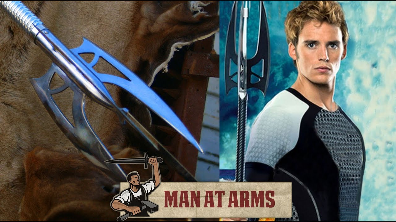 Finnick's Trident (The Hunger Games: Catching Fire) - MAN ...