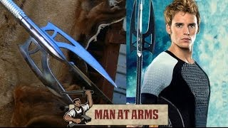 Finnick's Trident (The Hunger Games: Catching Fire) - MAN AT ARMS thumbnail