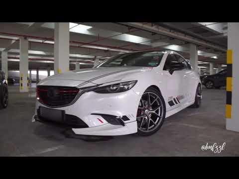 Triplets Mazda 6 With MV-TUNING Kits