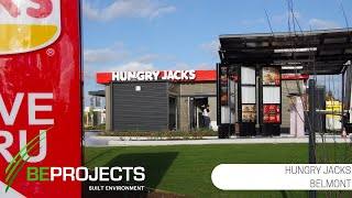 Hungry Jacks Belmont
