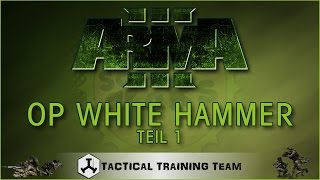 Gambar cover ArmA 3 [Coop] OP White Hammer / Squad Leader / Teil 1