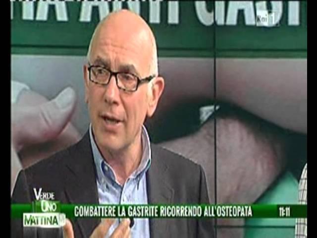 Rimedi Anti Gastrite - Stefano Pompili a Uno Mattina