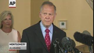 Roy Moore to run for US Senate again in 2020