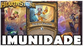 HEARTHSTONE - NOVA CARTA INSANA! (O RINGUE DO RASTAKHAN)