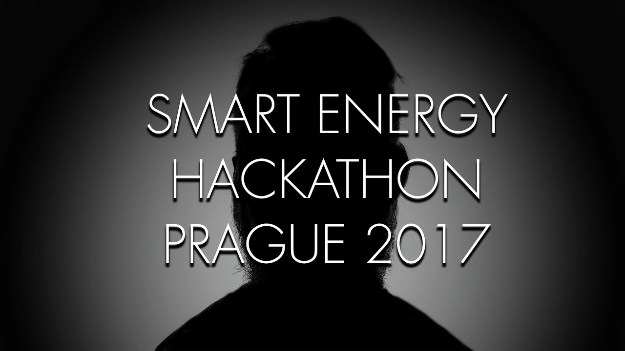 Smart Energy Hackathon Prague 2017
