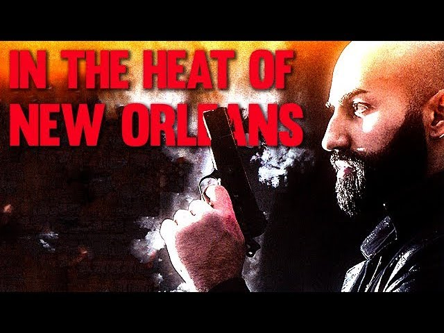 In the Heat of New Orleans (Actionfilm in voller Länge auf Deutsch)