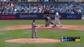 San Diego Padres vs Los Angeles Dodgers Full Highlights Game - 5/27/18