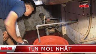 Sẽ có vùng cấm khai thác nước ngầm tại TP.HCM