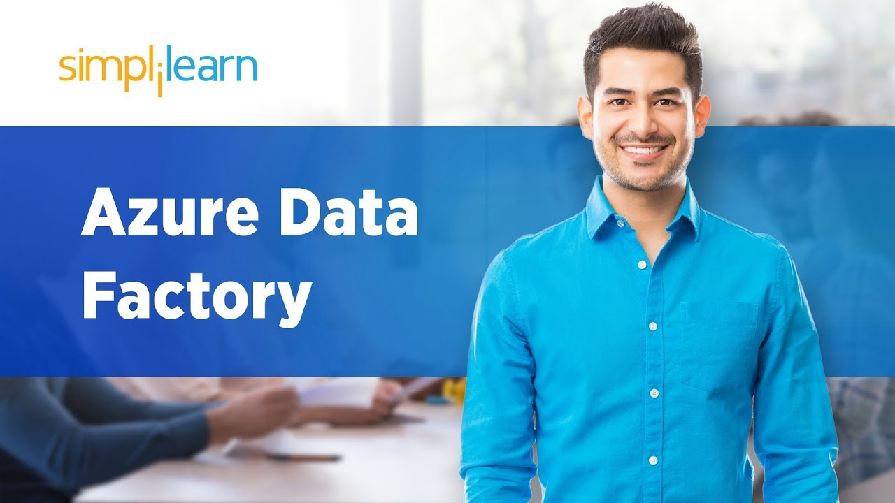 Azure Data Factory | Azure Data Factory Tutorial For Beginners | Azure  Tutorial | Simplilearn