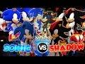 ABM: Sonic Vs Shadow!! BOXING!! Mario & Sonic Rio Olympic Games!!