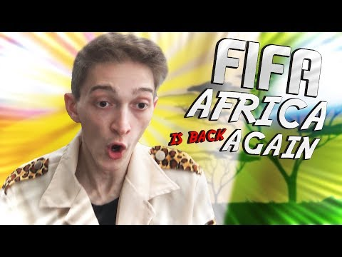 Africa Is Back Again | FIFA 19 World Tour #1