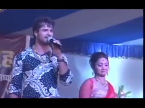 Khesari Laal Yadav Hot Stage Show Latest Bhojpuri Stage Show 2016 Hot Dance Video