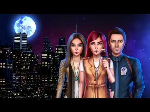 Crime Investigation - Hidden Object Story Games