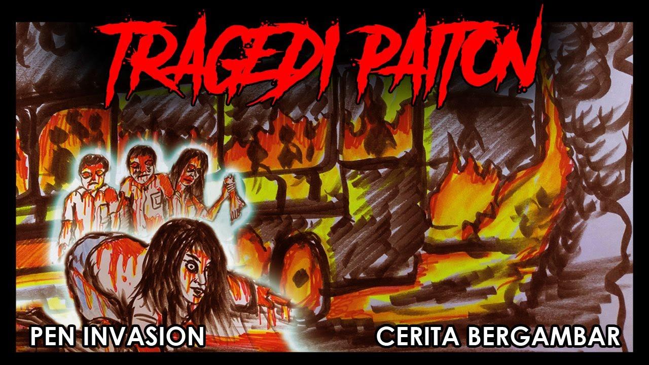 TRAGEDI PAITON - Cerita Gambar - Cerita Bergambar