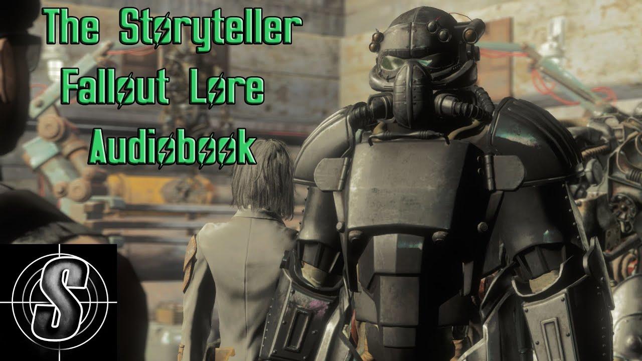 Shoddycast The Storyteller - Fallout Lore Audiobook