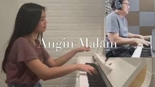 Angin Malam Tutti Challenge with Erwin Gutawa by Winnie Oscar