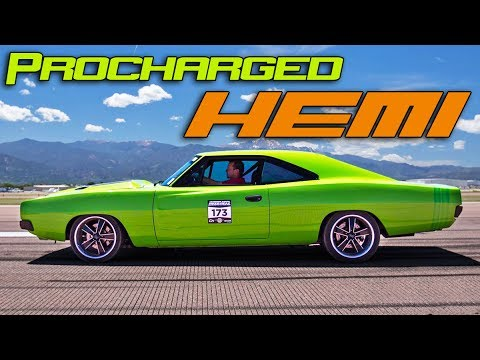 He Does EVERYTHING With It! (Hemi Charger)