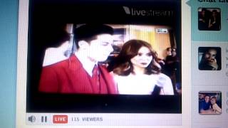Gretchen Fullido's interview with KathNiel at #8thStarMagicBall