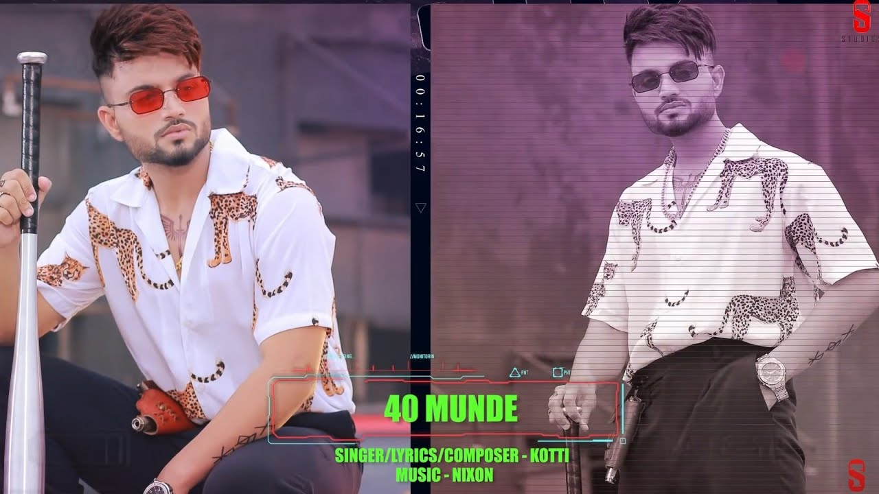New Punjabi Songs 2021 | Kotti 40 Munde | Album KingPin  (Official  Audio) Latest Punjabi Song 2021