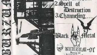 Burzum-Spell Of Destruction (demo)