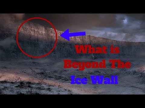 What You Must Know About The Antarctic Ice Wall (4/12/2018)