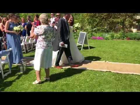 Louise & Ian's Wedding 5/5/18