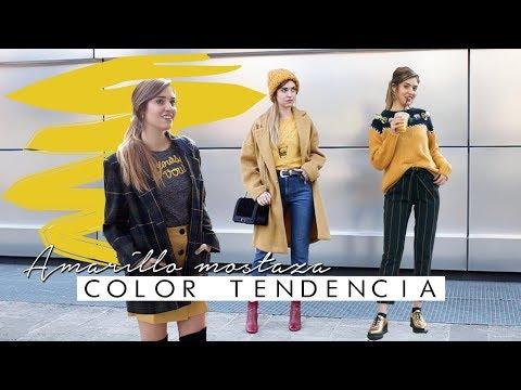 COLOR TENDENCIA: looks y cómo combinar amarillo   Nightnonstop