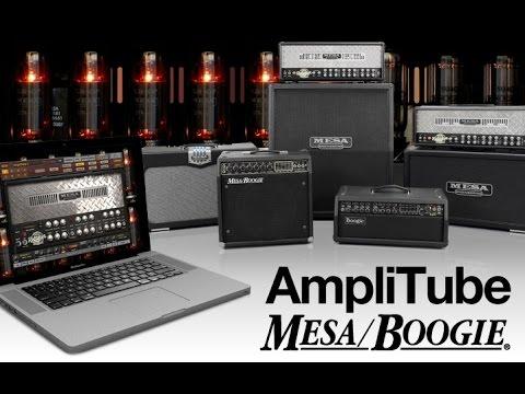 AmpliTube MESA/Boogie - Official MESA/Boogie® Tone for your Studio