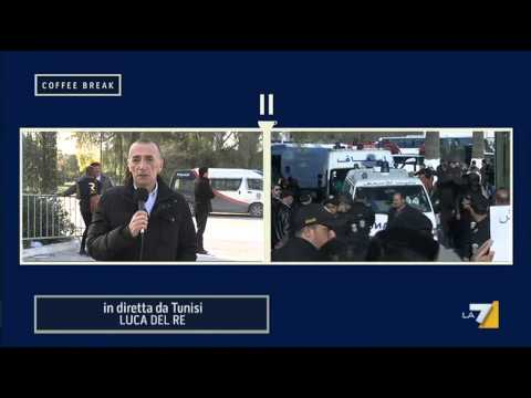 Ultime Notizie - Luca del Re in diretta da Tunisi