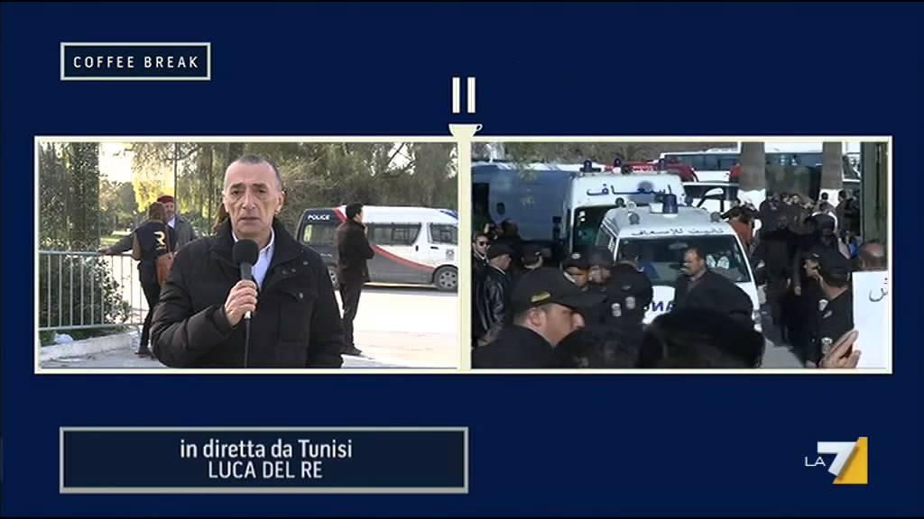 ultime notizie luca del re in diretta da tunisi youtube On ultime notizie in diretta