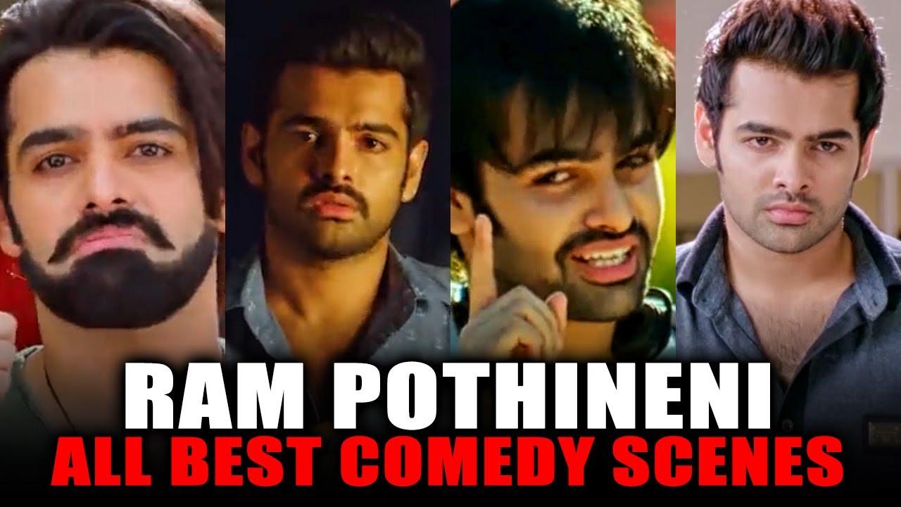 Ram Pothineni Superhit Comedy Scenes - Dangerous Khiladi 5, The Super Khiladi 3, No. 1 Dilwala